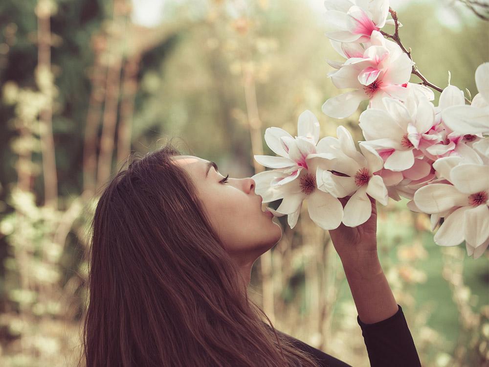 Kojąca moc zapachu… podczas pielęgnacji włosów!